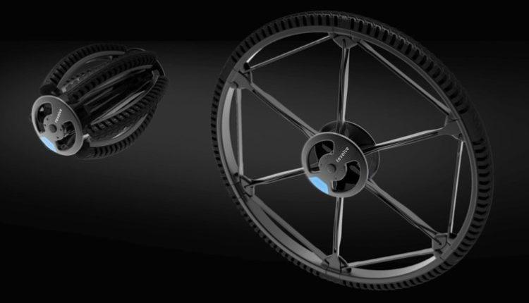 Німецький дизайнер розробив революційне колесо