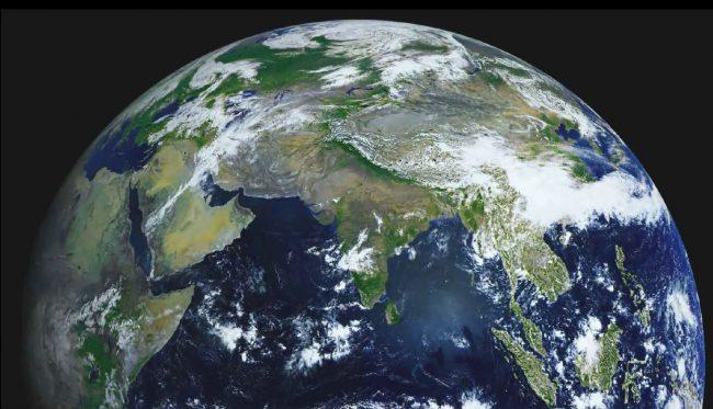 NASA показало, як змінювалося життя на Землі протягом 20 років (відео)